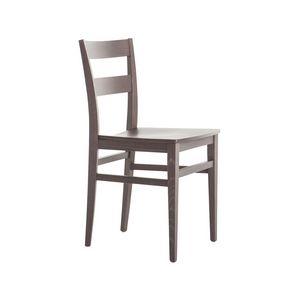 MP47B, Stuhl aus Buchenholz