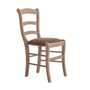 RP43H, Stuhl mit horizontaler Lattenrückenlehne