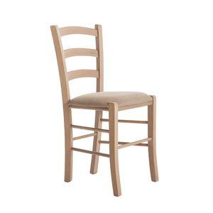RP485, Stuhl aus Buchenholz