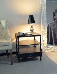 Art. 600 Elena kleiner tisch mit schublade, Couchtisch mit Schublade, Outlet-Preis