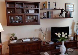 I Ciliegi Le Fablier, Klassische Wandmöbel für Wohnzimmer, Outletpreis