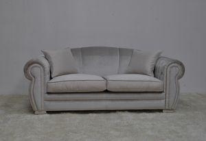 Alaska Sofa, Klassisches Sofa zu einem reduzierten Preis