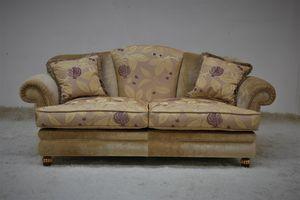 Fenice, Klassisches Sofa zu einem reduzierten Preis