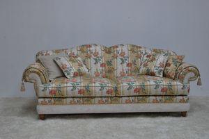 Rebecca Sofa 3p, 3-Sitzer-Sofa zum Outlet-Preis
