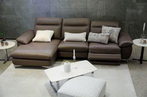 Tender, Sofa mit Halbinsel, mit Entspannungseinstellungen