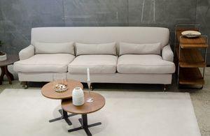 Vienna, Sofa mit abnehmbarer Stoffbedeckung