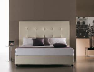Darch, Bett in verschiedenen Ausführungen, für Hotels und Wohn