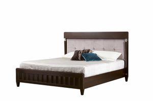Heritage Bett, Bett mit verstellbarer Lattenstütze
