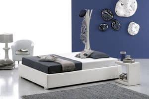 SOMMIER SD451, Queen-Size-Bett ideal für Hotelzimmer