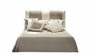 Terrad'ombra, Bett mit modernem Design