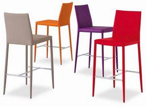 Best, Gefüllter Hocker mit modernem Design