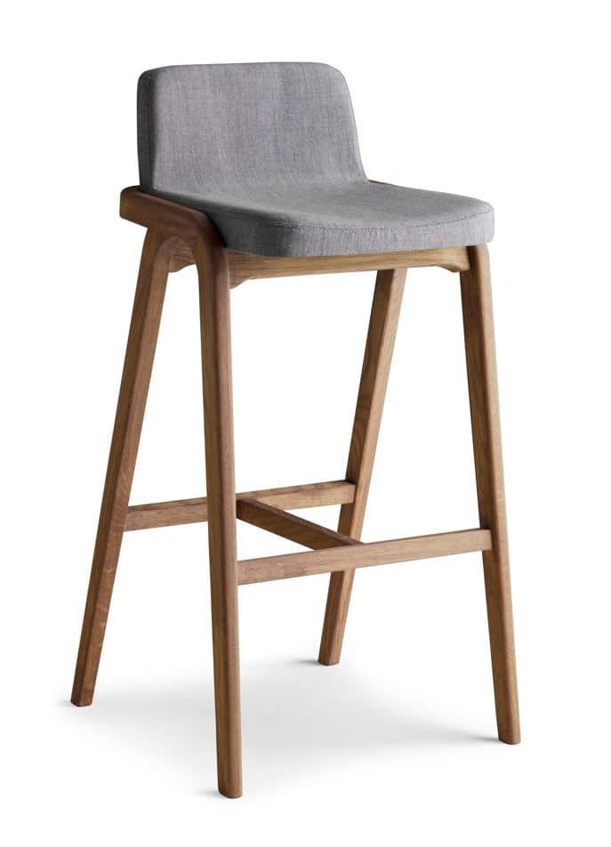 nobilis holz barhocker sgw von varaschin spa hnliche produkte idfdesign. Black Bedroom Furniture Sets. Home Design Ideas