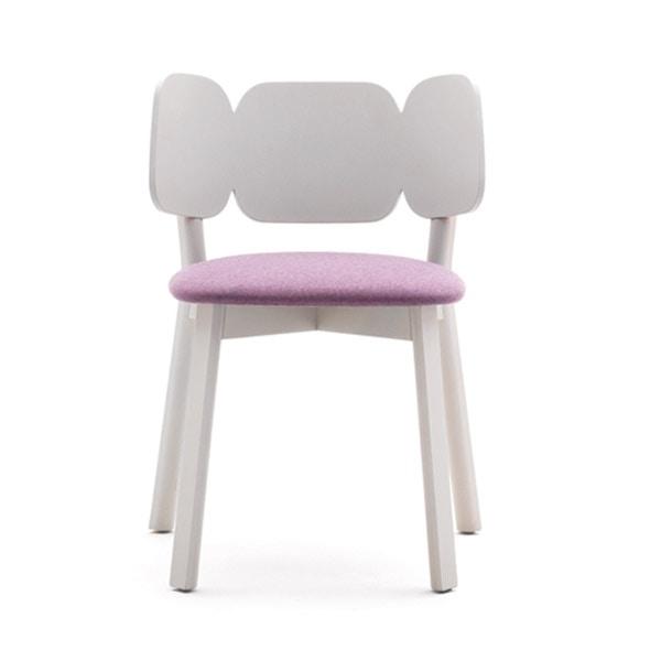Mafleur 04212, Stuhl aus lackiertem Holz