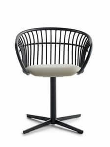 Stem 4X/SU, Sessel mit Kreuzfuß