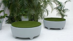 Oasis, Mehrzweckbank für Garten
