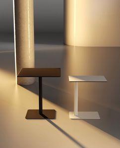 Sibì M, Quadratischer Tisch für Bars, Hotels und Veranstaltungen