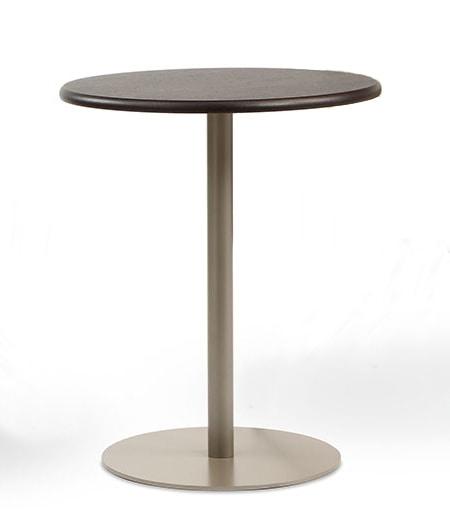 Runder Tisch Metallgestell.Runder Tisch Mit Metallgestell Idfdesign