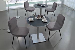 Break 3022 TM, Bar-Tisch mit Laminat-Rundtisch