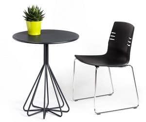 tisch auf rollen mit verdeck f r das b ro idfdesign. Black Bedroom Furniture Sets. Home Design Ideas