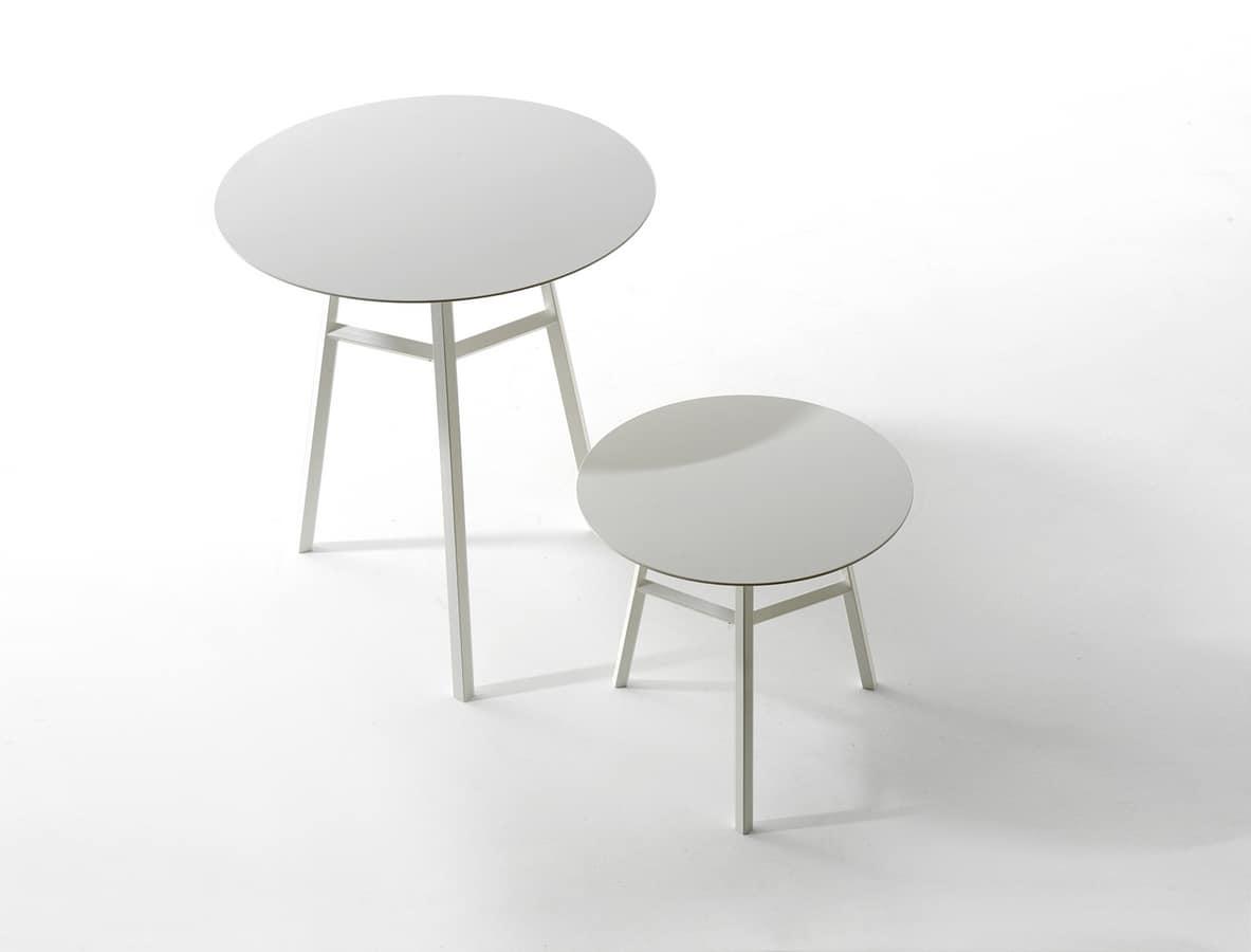 Tool, Runder Tisch mit drei Beinen, wesentlich, für Bars