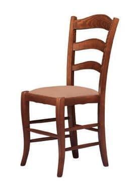 R08, Rustikal Stuhl aus Esche, sitzen in verschiedenen Materialien