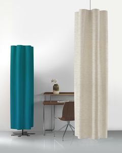 Diesis, Schallabsorbierenden Platten, freistehend oder für Decken
