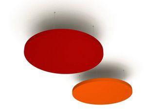 Dot hanging, Hanging circular acoustic panel