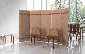 Pli, Für Büros Schallabsorptions Trennwand geeignet