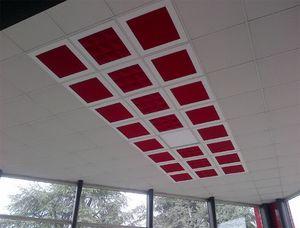 Uniko, Panels mit hoher Schallabsorption