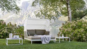 Algarve daybed, Liege für Garten