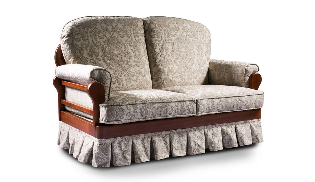 klassisches sofa abnehmbarem stoff umweltfreundliche. Black Bedroom Furniture Sets. Home Design Ideas