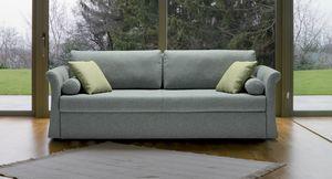 Jack Classic, Cabrio-Sofa mit klassischem Design