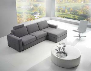 Split, Einfaches und modernes Sofa