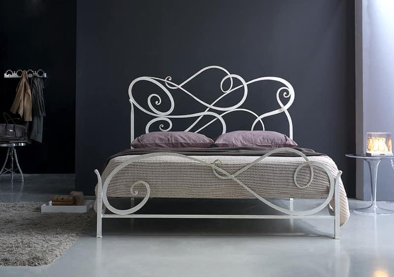 Schmiedeeisen klassischen Bett für Schlafzimmer | IDFdesign
