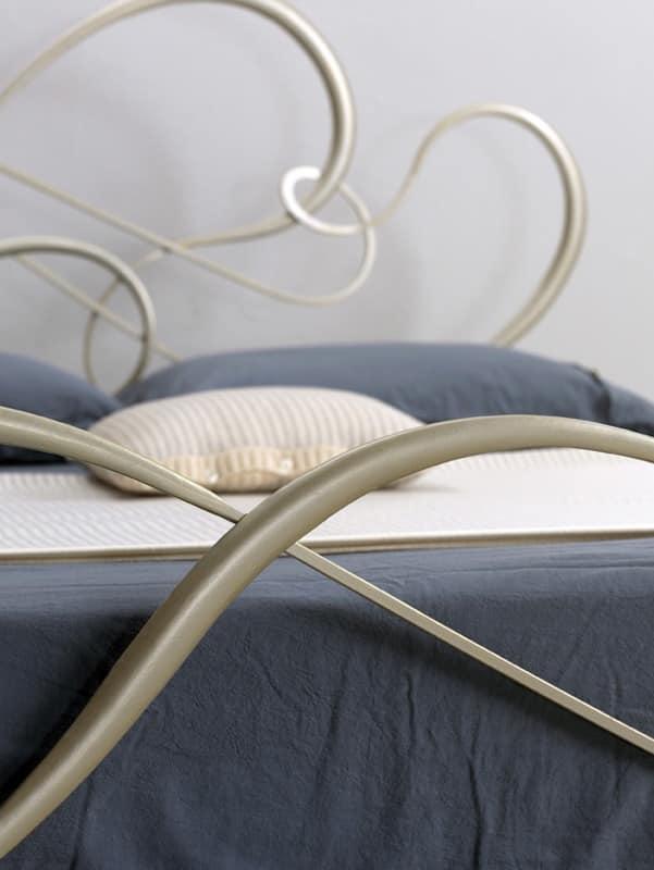 Klassische Eisenbett Elegantes Schlafzimmer | IDFdesign