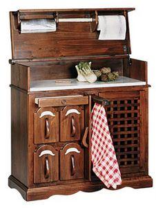 Art. 338, Rustikales Sideboard für die Küche