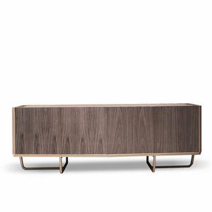 Beverly Sideboard, Sideboard mit Metallgestell