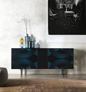 DEPOP, Sideboard mit einem zeitgenössischen Design