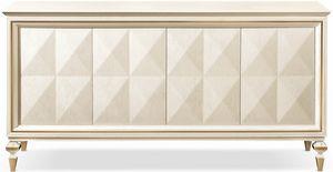 Diamante Anrichte, Sideboard mit Perlmuttdekorationen