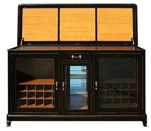 Grâce BR.0005.C, Sideboard sommelier mit Klimaanlage