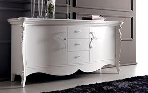 Melissa Art. 540, Sideboard mit einem raffinierten Design