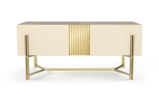 Hochwertig Optic Buffet, Elegantes Sideboard Für Wohnzimmer