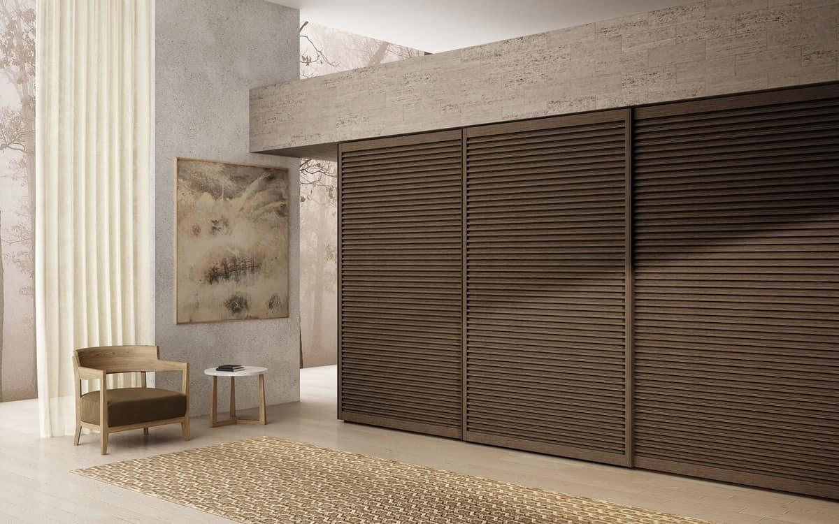 AMADO, Schrank mit Tür im orientalischen Stil, für Suite Hotel