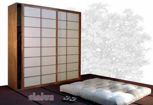 Buche Kleiderschrank, Buche Kleiderschrank im japanischen Stil