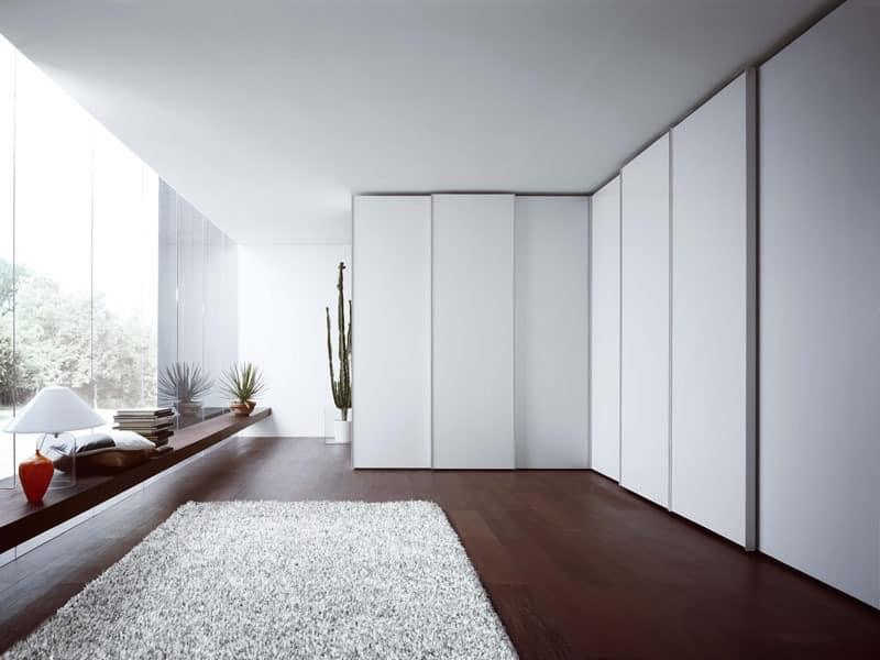 dover schiebet rbeschl ge einbauschr nke garderobe idfdesign. Black Bedroom Furniture Sets. Home Design Ideas