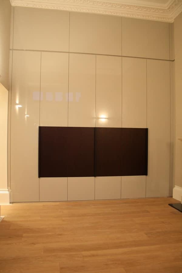 Kleiderschrank Für Schlafzimmer 02, Ungewöhnliche Höhe Kleiderschrank, 4,50  Meter