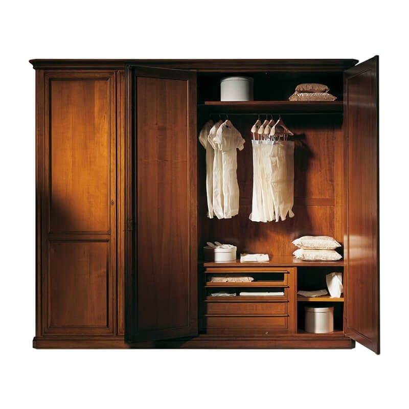 Outlet-Kleiderschrank, für klassisches Schlafzimmer | IDFdesign