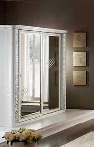 elegante vitrinen klassischen italienischen design f r. Black Bedroom Furniture Sets. Home Design Ideas