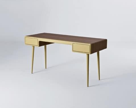 schreibtische ernest. Black Bedroom Furniture Sets. Home Design Ideas