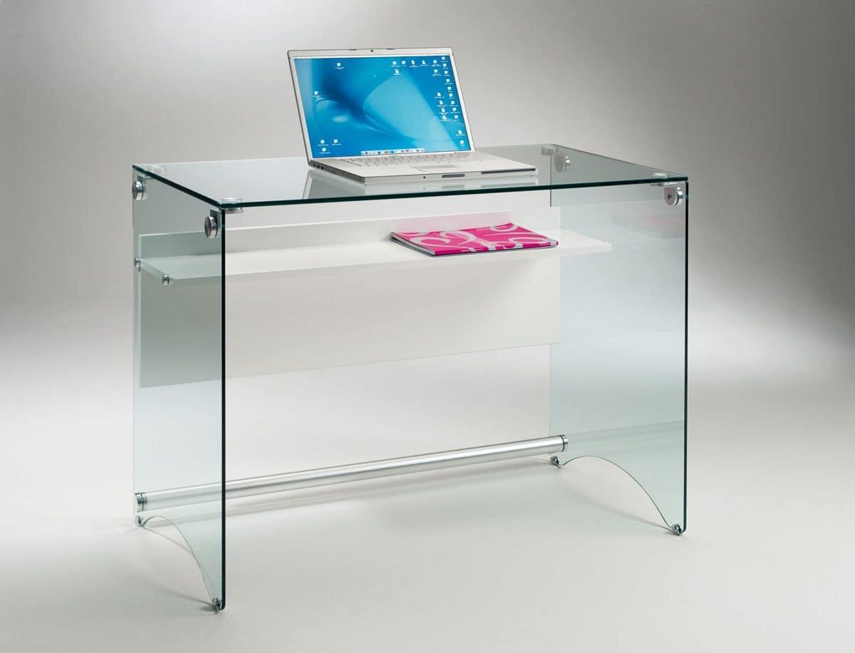 tische schreibtische modern design idfdesign. Black Bedroom Furniture Sets. Home Design Ideas